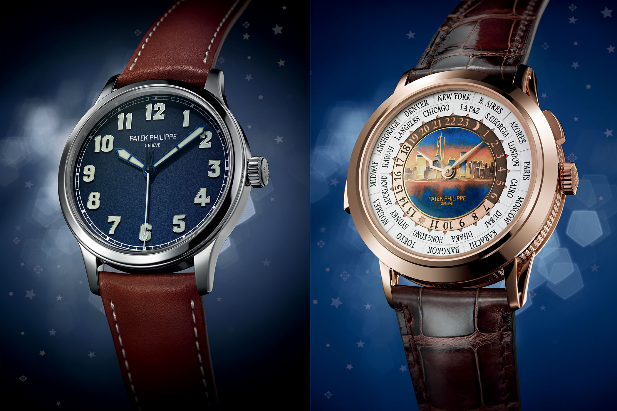 Patek Philippe The Art of Watches Grand Exhibition New ...