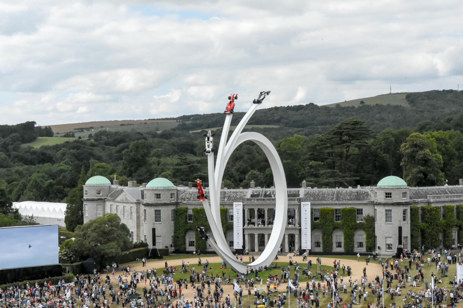 Goodwood FoS 2017