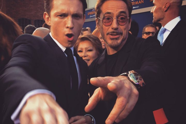Spotted - Robert Downey JR - URWERK UR-110 - Spider-Man Homecoming