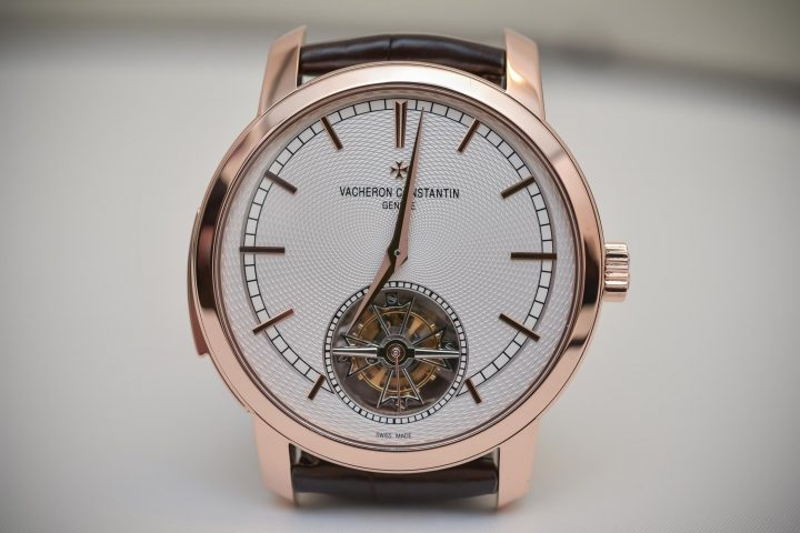 Vacheron Constantin traditionnelle minute repeater tourbillon 6500t