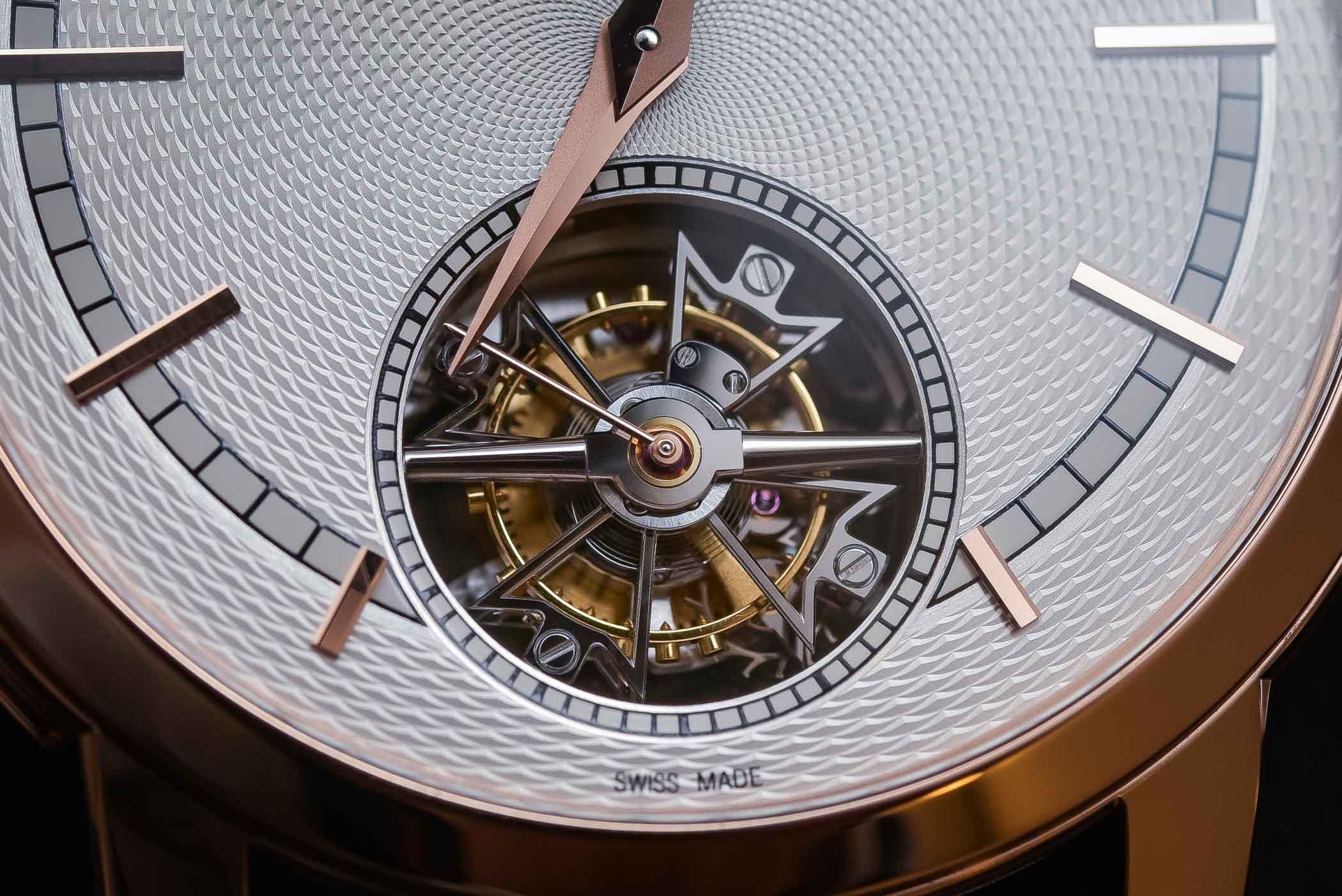 Vacheron Constantin traditionnelle minute repeater tourbillon 6500t