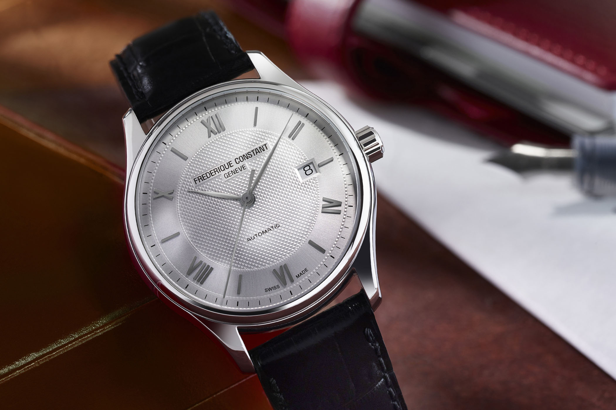 Swiss watches Frederik Constant (Frederique Constant): review, features, reviews 17