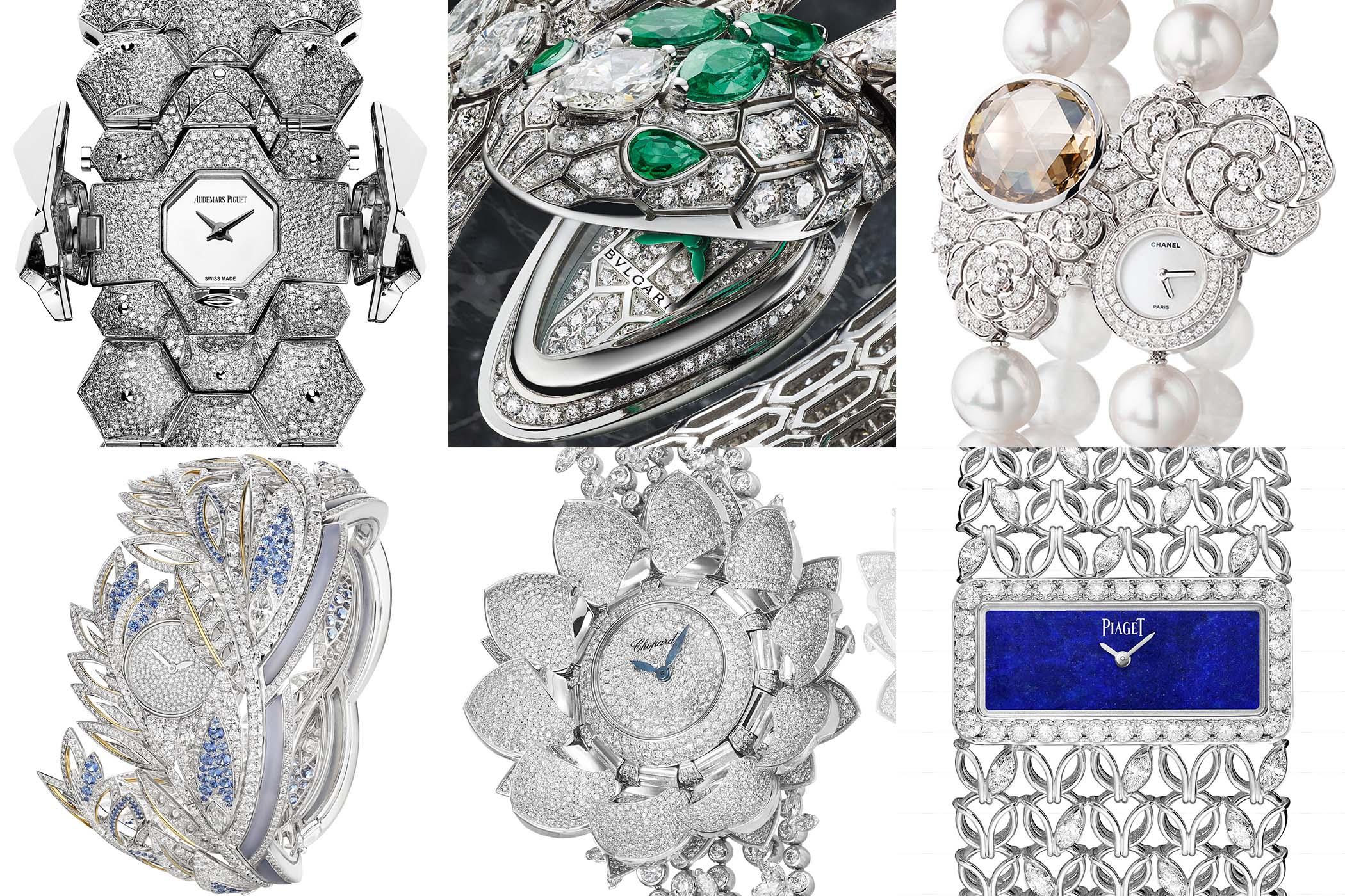 GPHG 2017 Finalists - jewellery