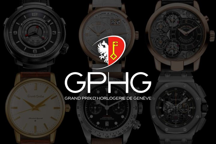 GPHG 2017 grand prix horlogerie de Geneve - Finalists announced