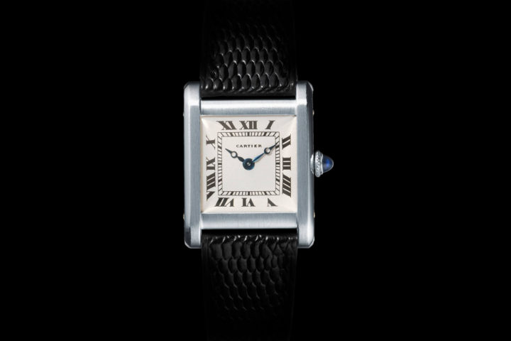History Cartier Tank 100 years - Part 1 - Cartier Tank Normale 1917