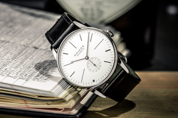 NOMOS De Stijl Limited Edition Orion Watch for Ace Jewelers