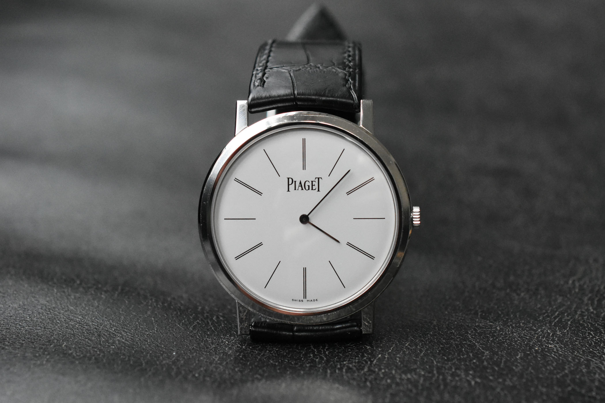 Reviewing the Piaget Altiplano