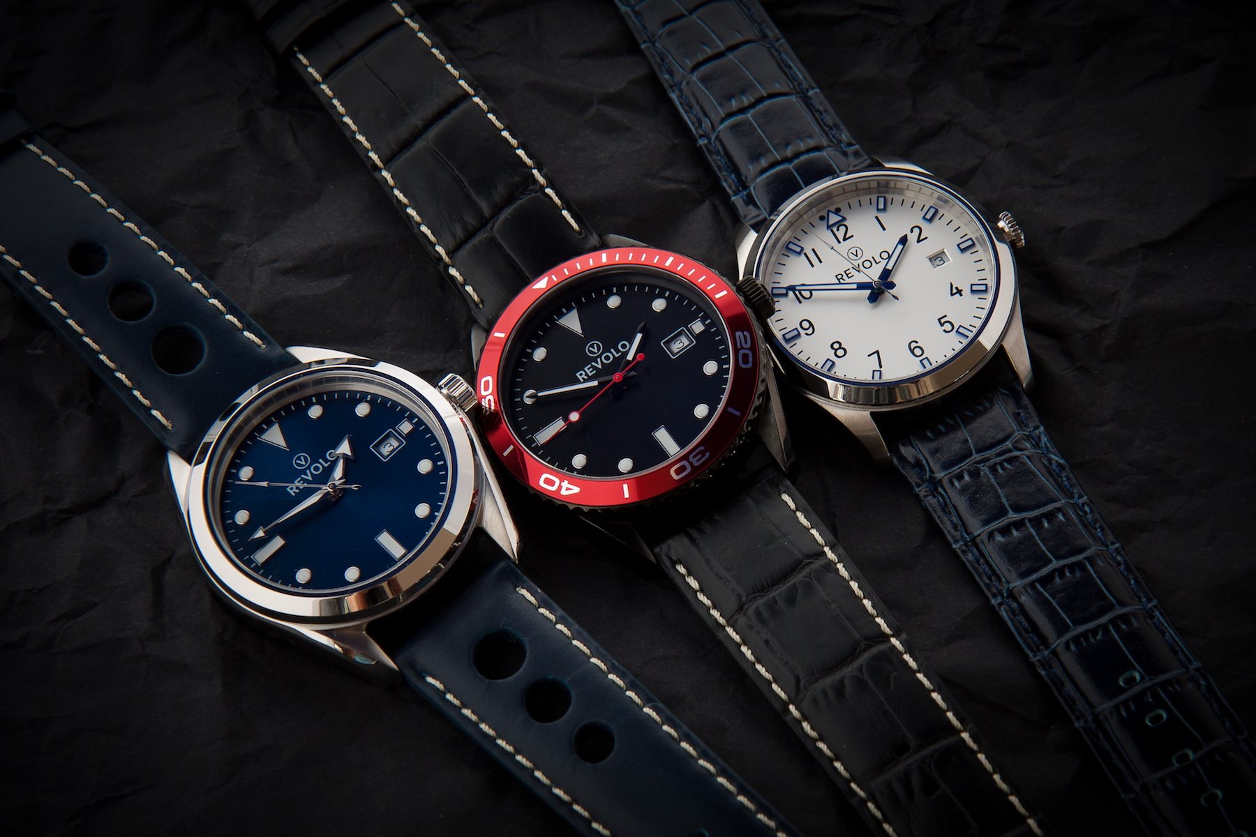Revolo Watches affordable Customizable watches