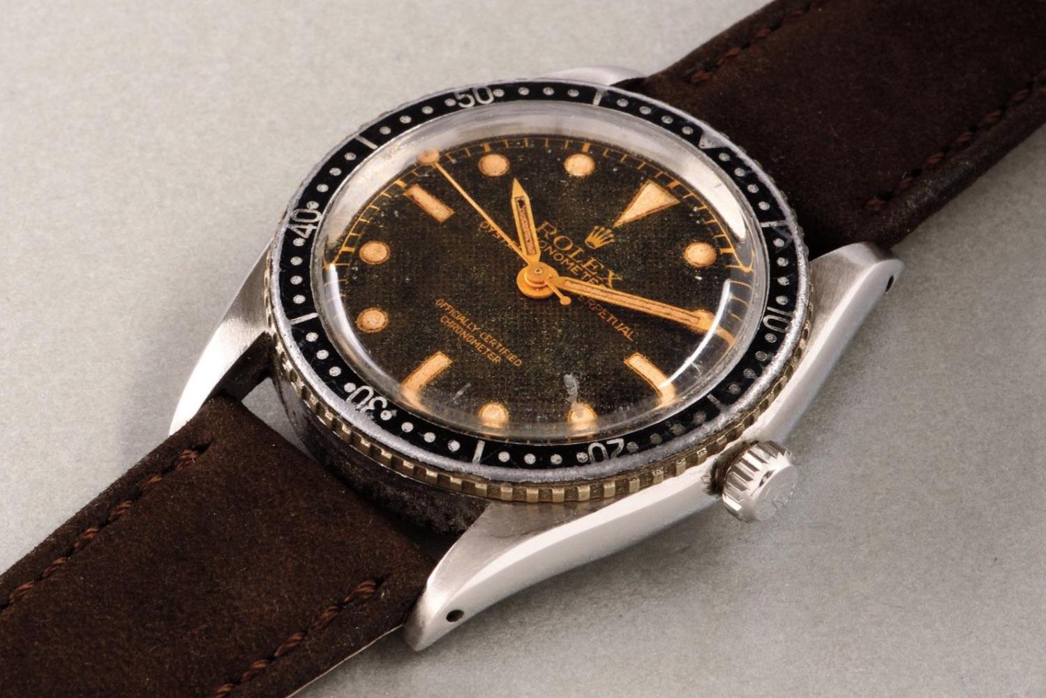 Rolex 6202 Monometer Pre-Submariner