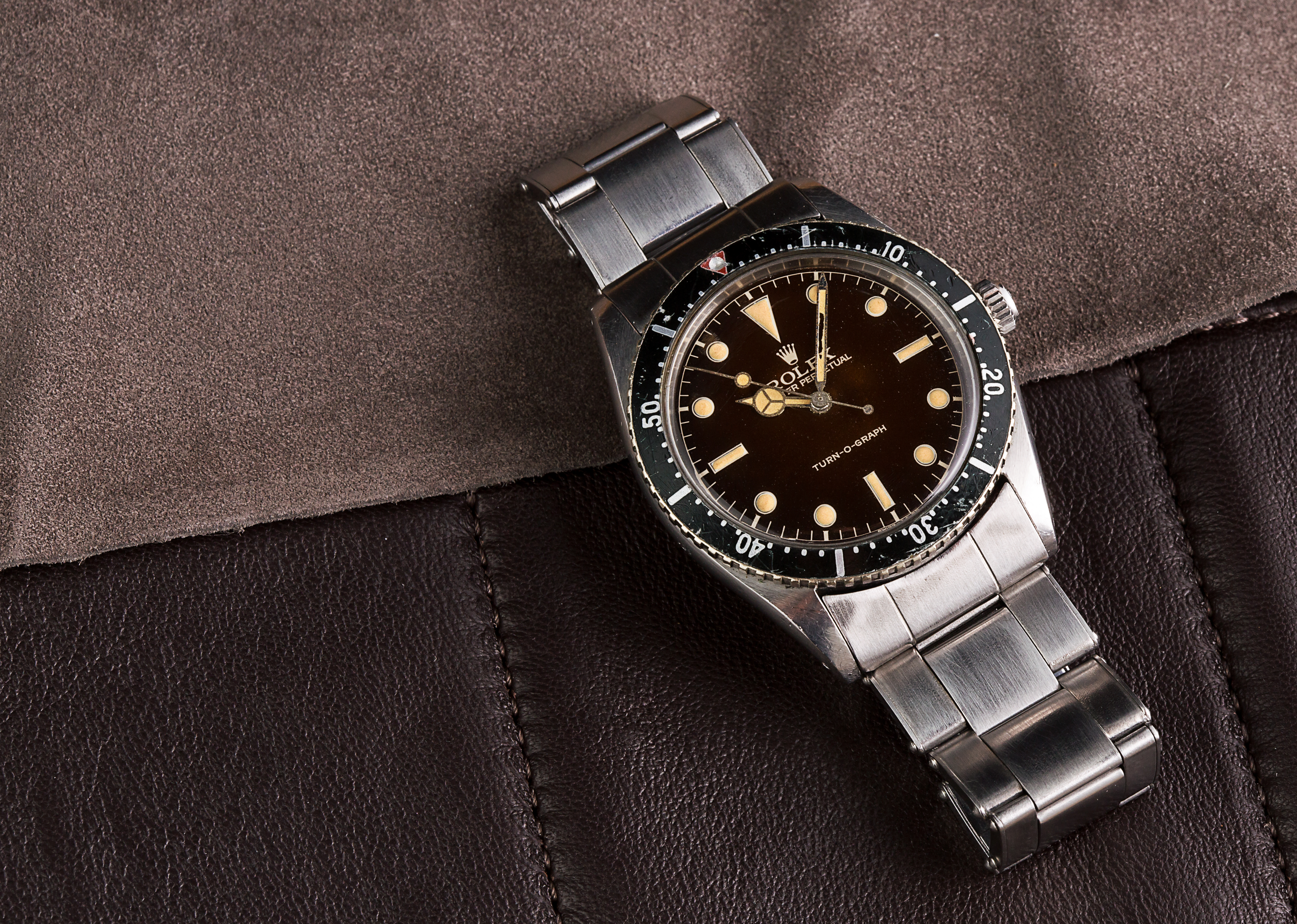 "Historical Perspective – The Missing Link, The Rolex Reference 6202 or the ""Pre-Submariner"""