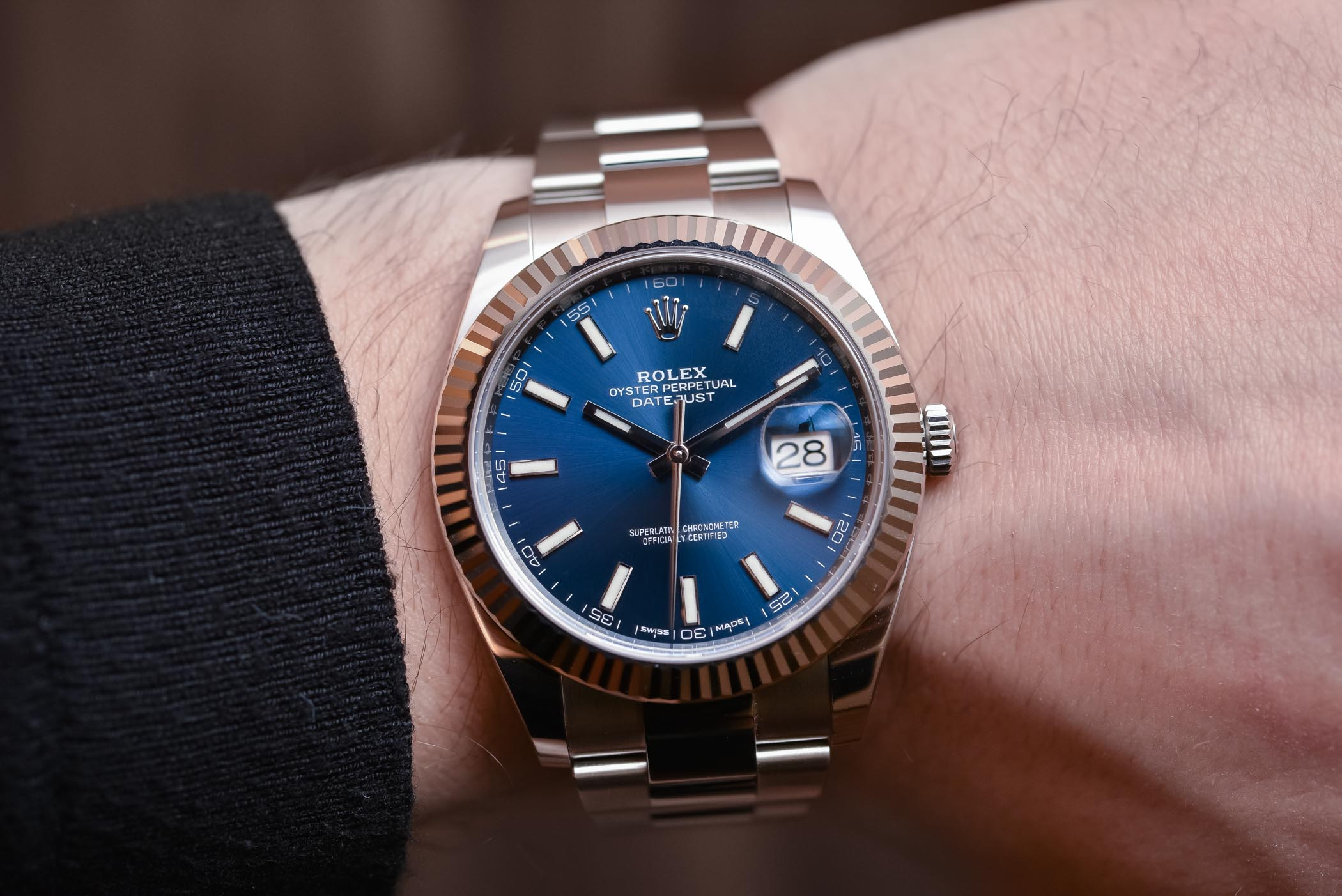 steel ref review rolex price watches datejust on hands specs oyster