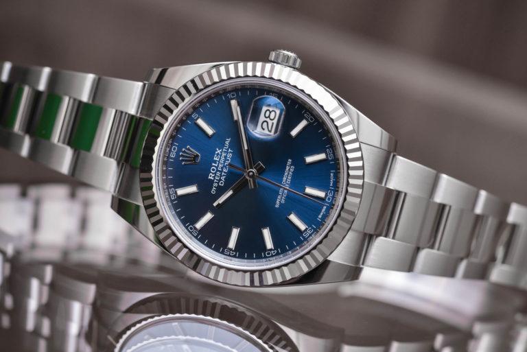 Hands On Rolex Datejust 41 Steel Ref 126300 Ref