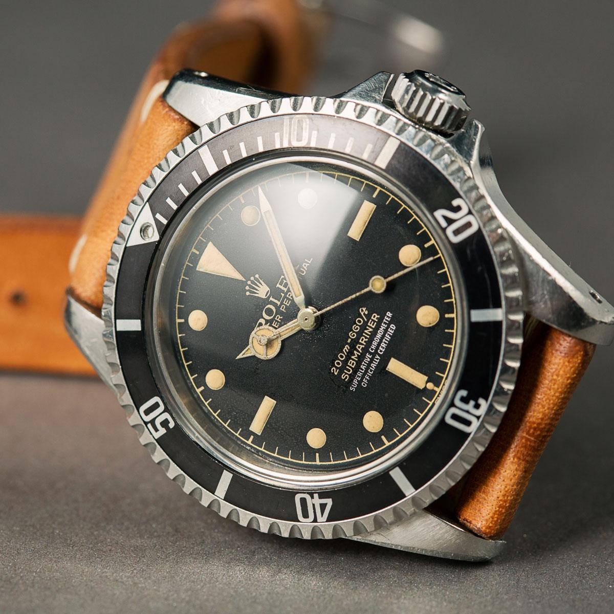 Rolex Submariner 5512 Vintage