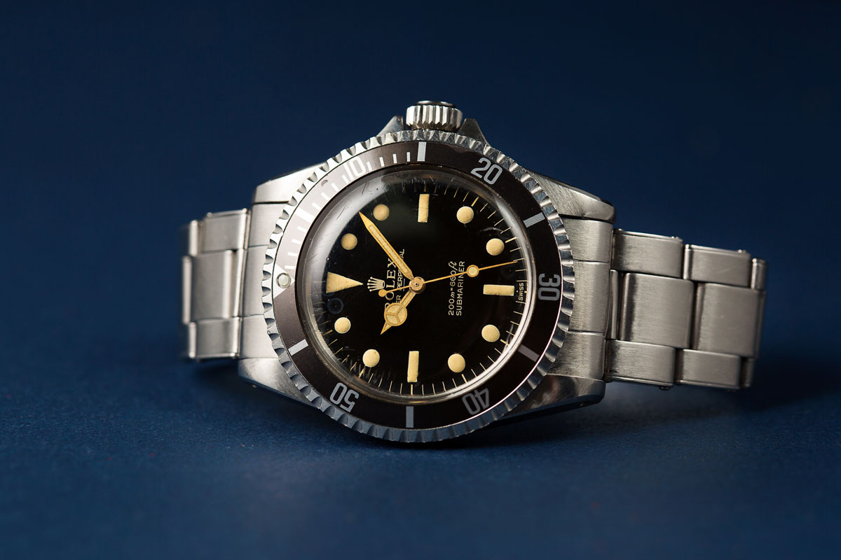 Historical Perspective – The Classic Vintage Submariner, The Reference 5512 and 5513