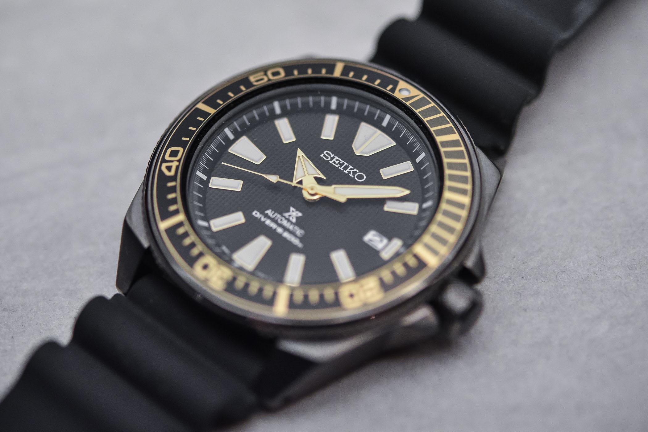 Seiko Prospex Samurai Diver - SRPB55K1