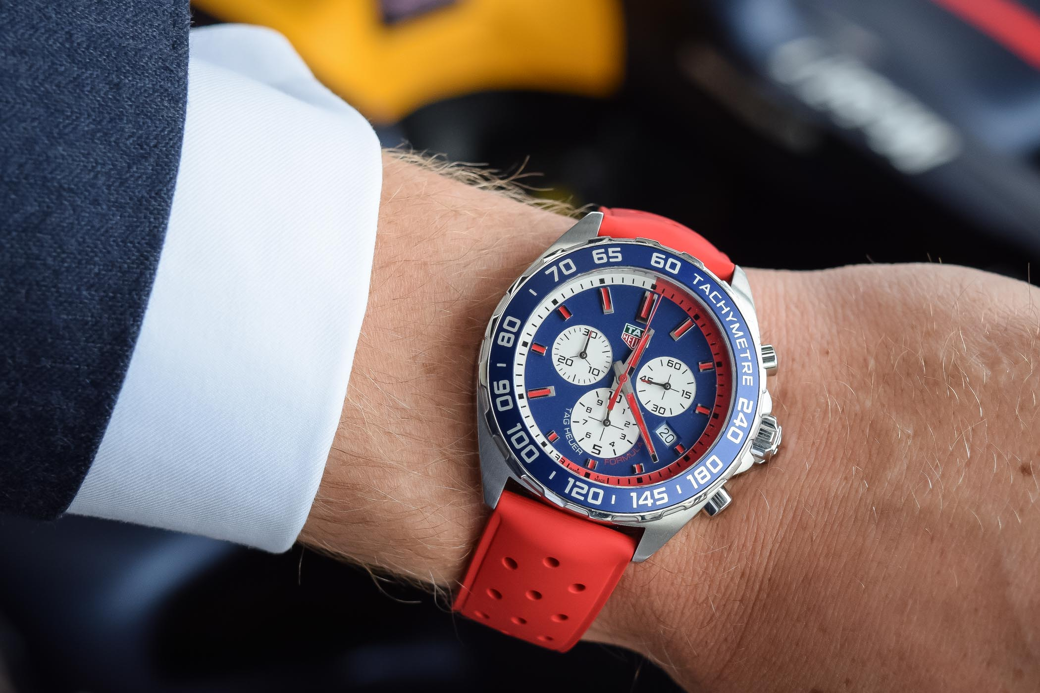 Introducing - TAG Heuer Formula 1 No.33 Max Vestappen 2017 Limited Edition