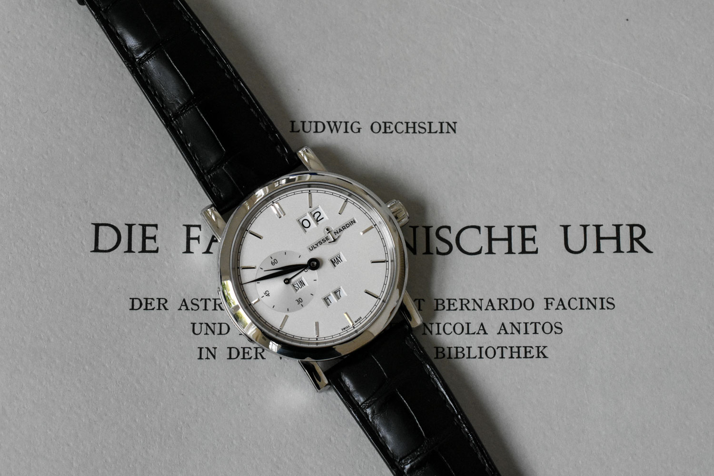 Ulysse Nardin Classic Perpetual Ludwig
