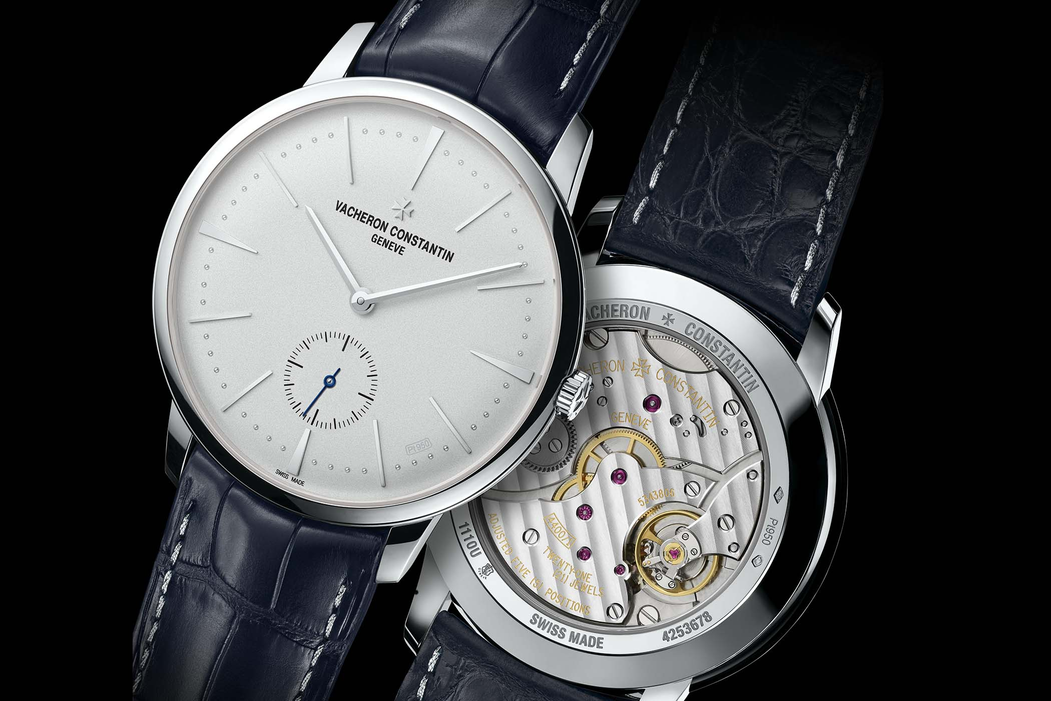 Introducing the Vacheron Constantin Patrimony Collection Excellence ...