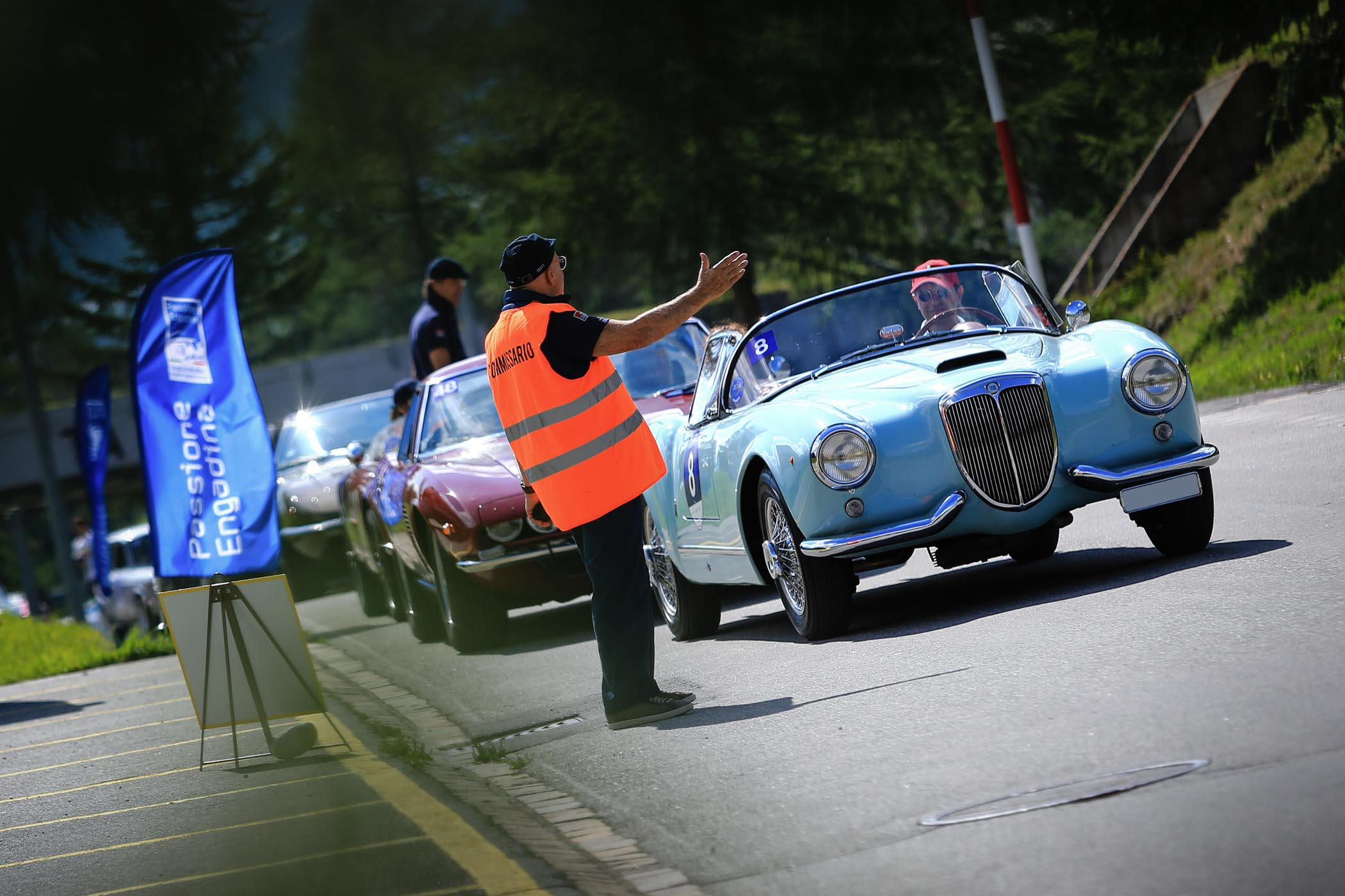 Event Report - Jaeger-LeCoultre at Classic Car Rally \