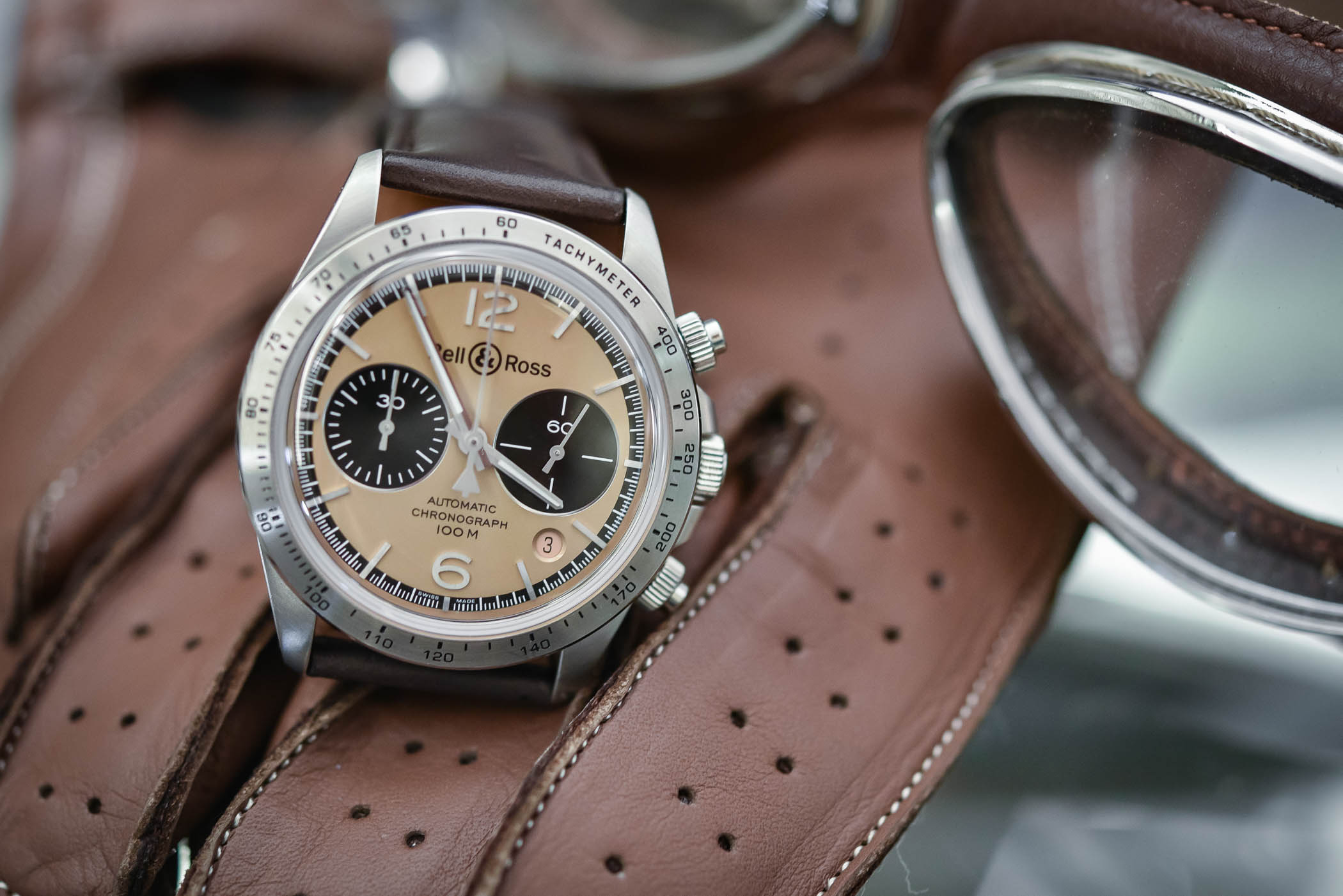 Bell and Ross Vintage BR V2-94 BellyTanker