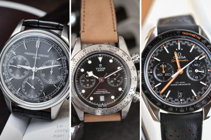 Buying guide - Best chronographs 2017 under 10000 Euros