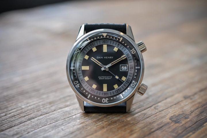 Dan Henry 1970 Automatic Diver Compressor - review