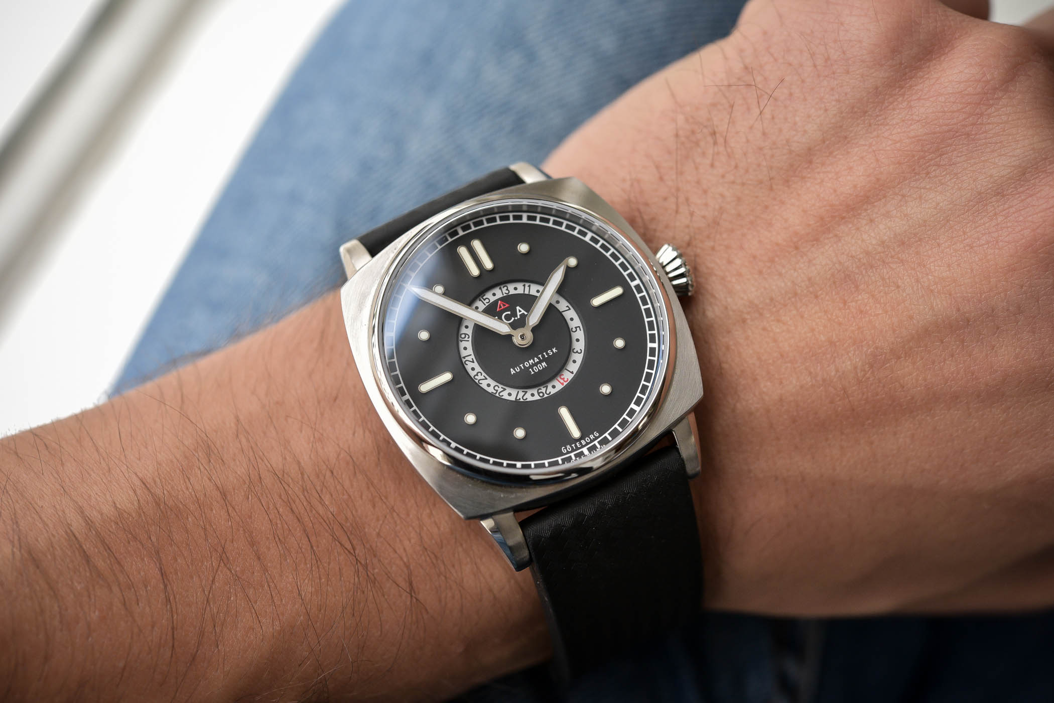 Review – The E.C. Andersson North Sea II, An Affordable And Robust Sports Watch