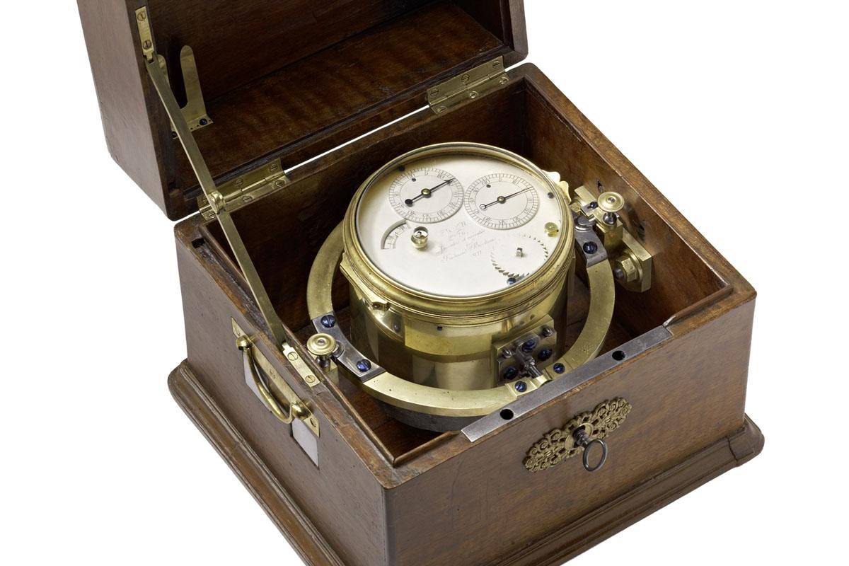 Marine-Chronometer-Ferdinand-Berthoud
