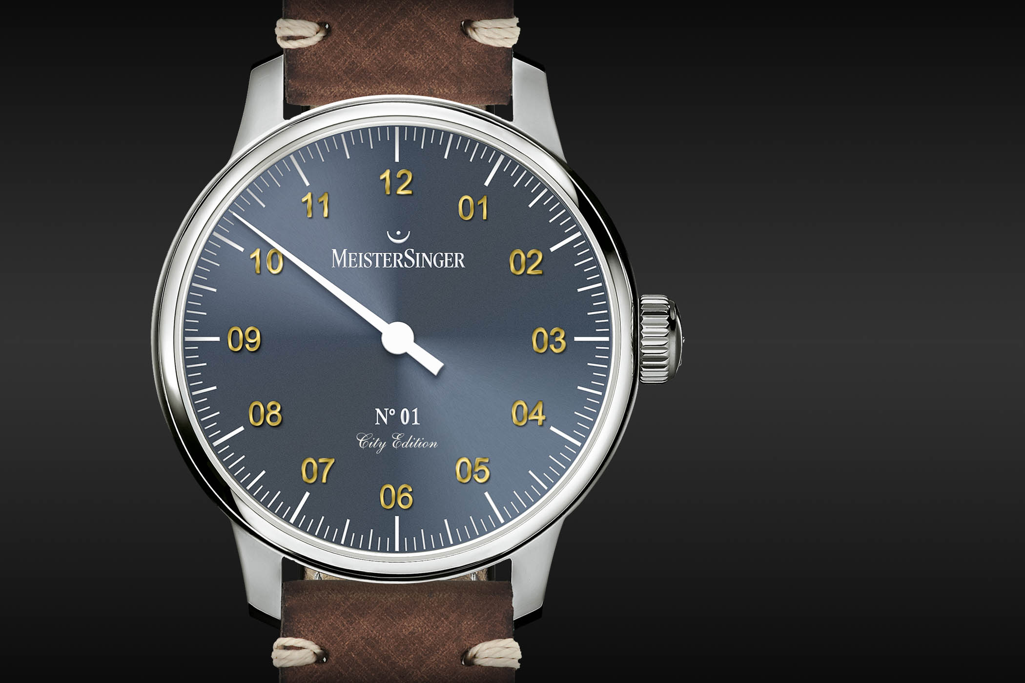 MeisterSinger No. 01 City Edition