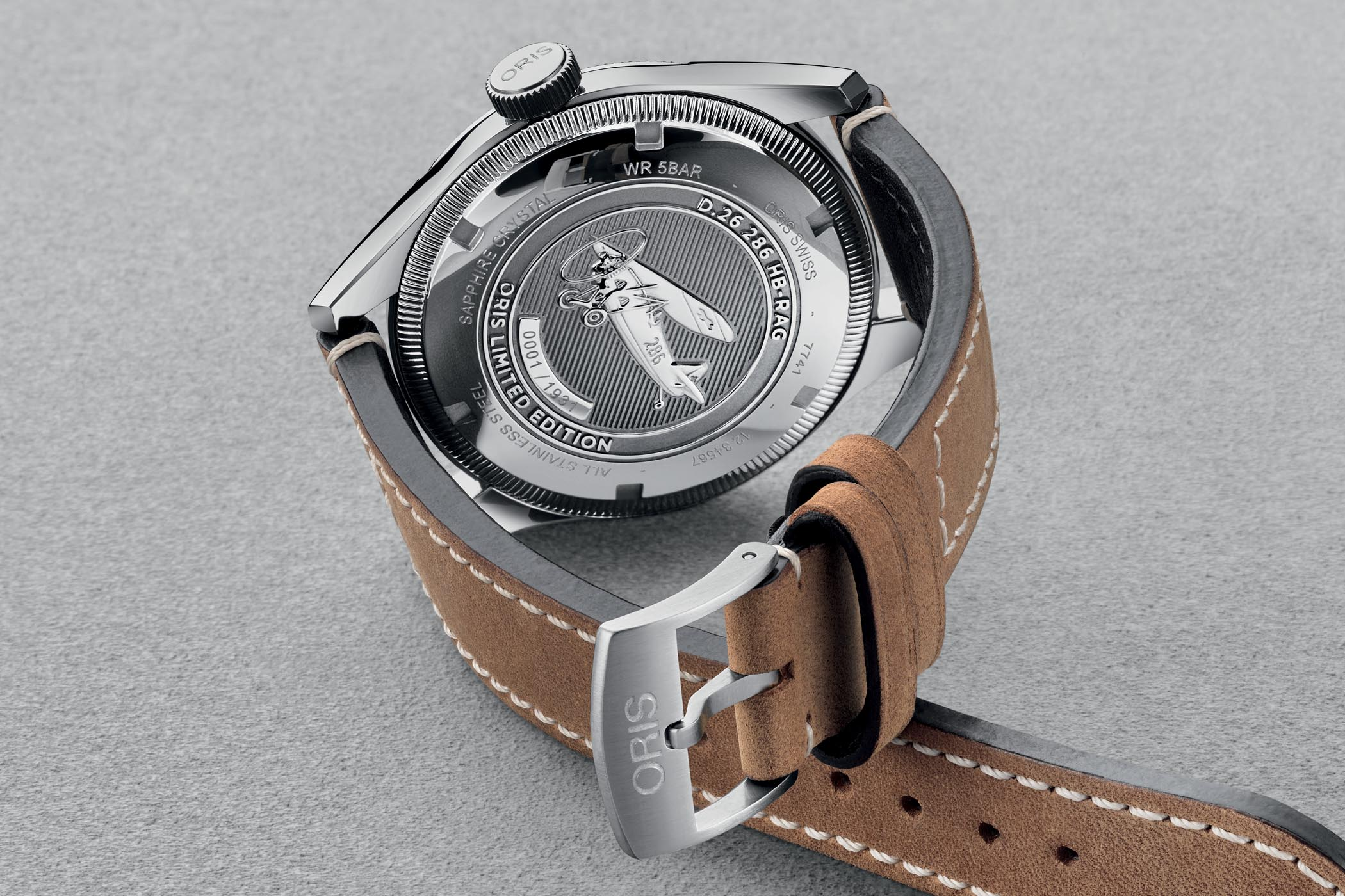 Oris Big Crown Pointer Date D.26 286 HB-RAG Limited Edition