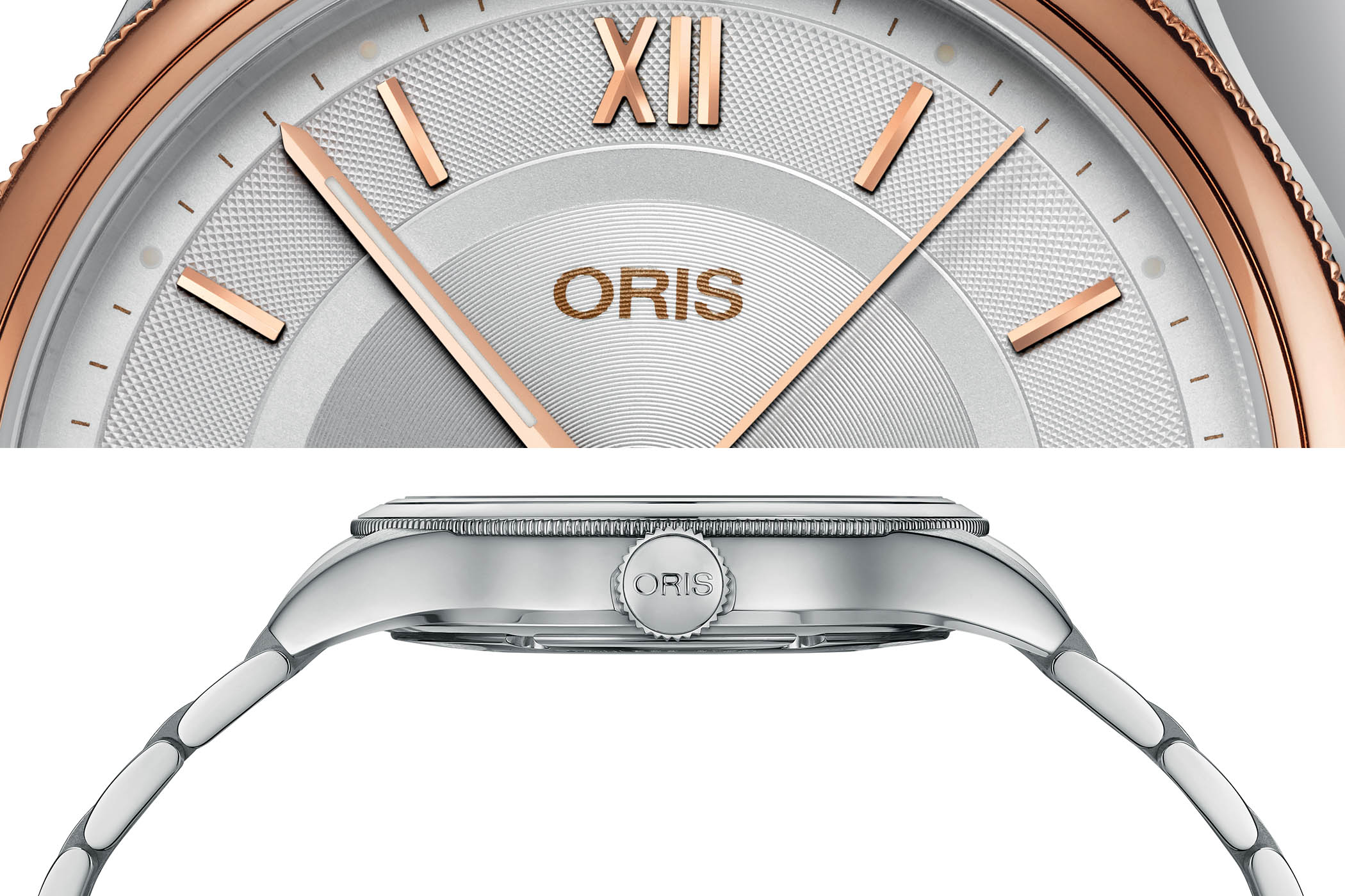Oris Classic Date Collection 2017