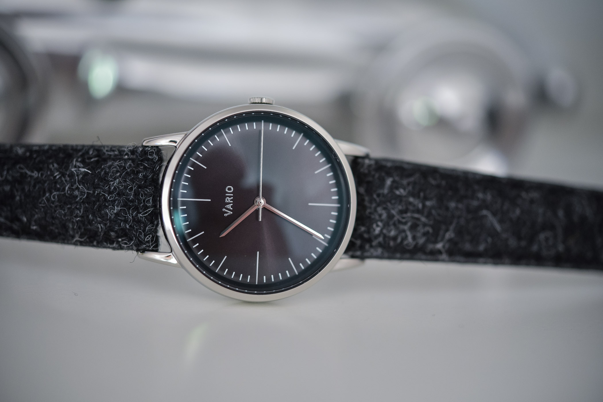 Vario Eclipse Watch hands-on