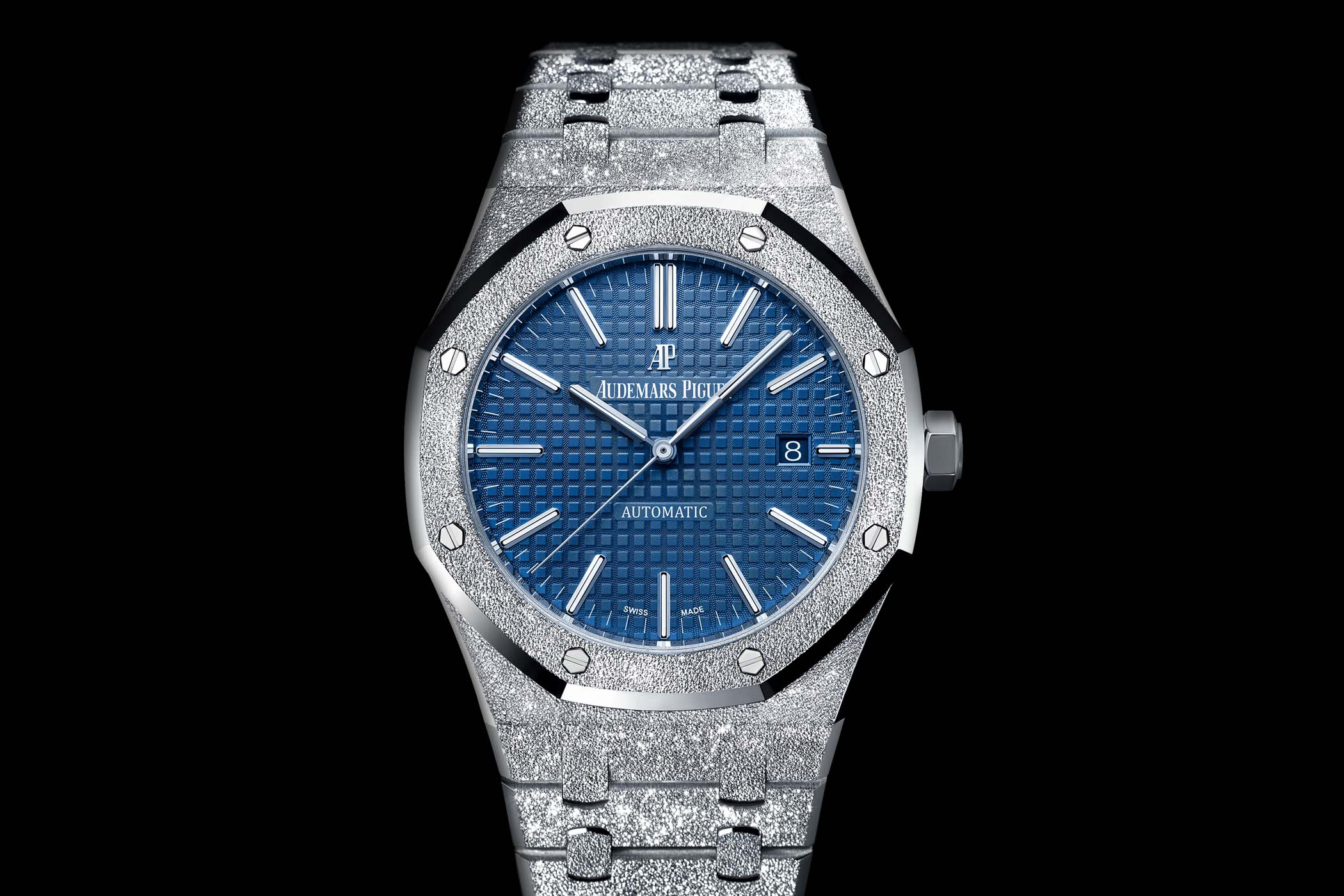 Audemars Piguet Royal Oak Frosted Gold 41mm 15410BC