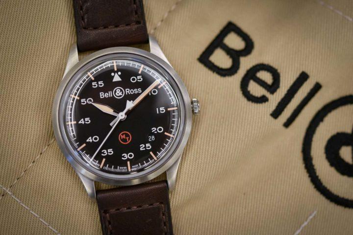 Bell & Ross Vintage BR V1-92 Military