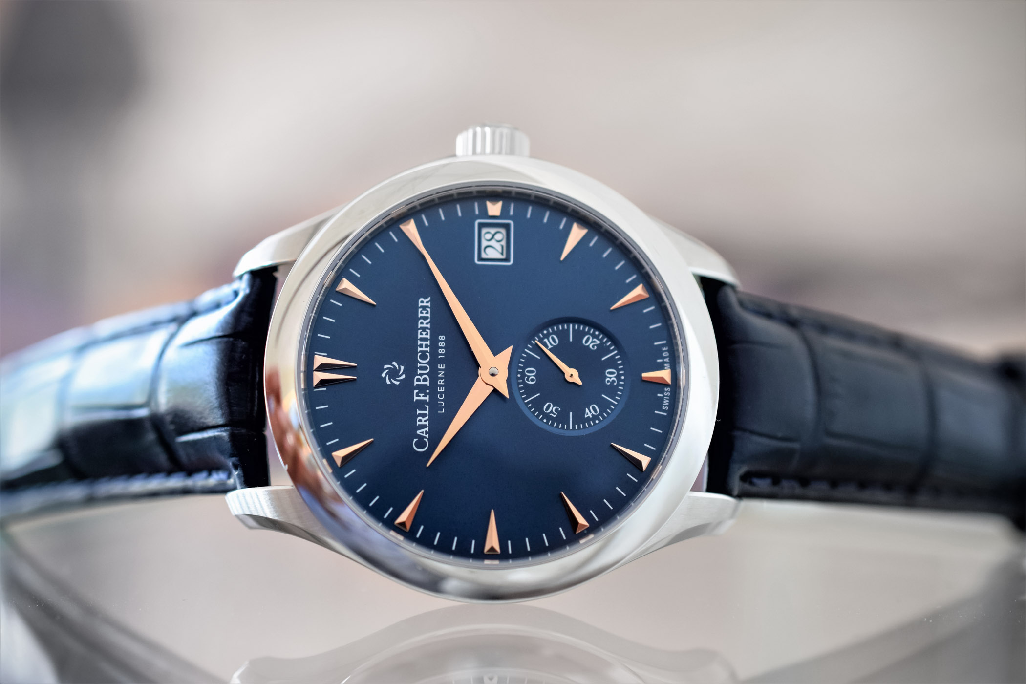 Carl F. Bucherer Manero Peripheral Boutique Edition