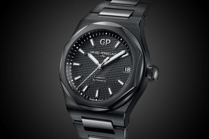 Girard-Perregaux Laureato 42mm Ceramic Black
