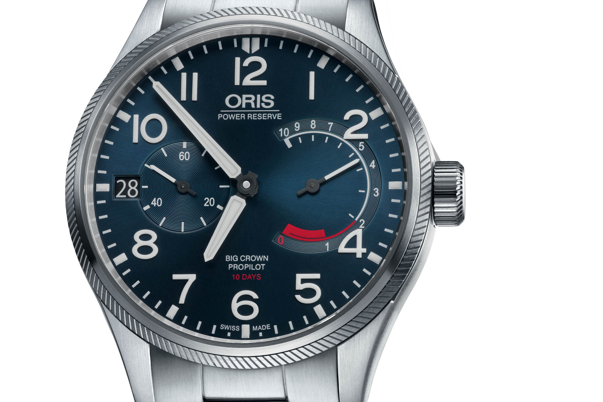 Oris Big Crown ProPilot Calibre 111 Blue Dial