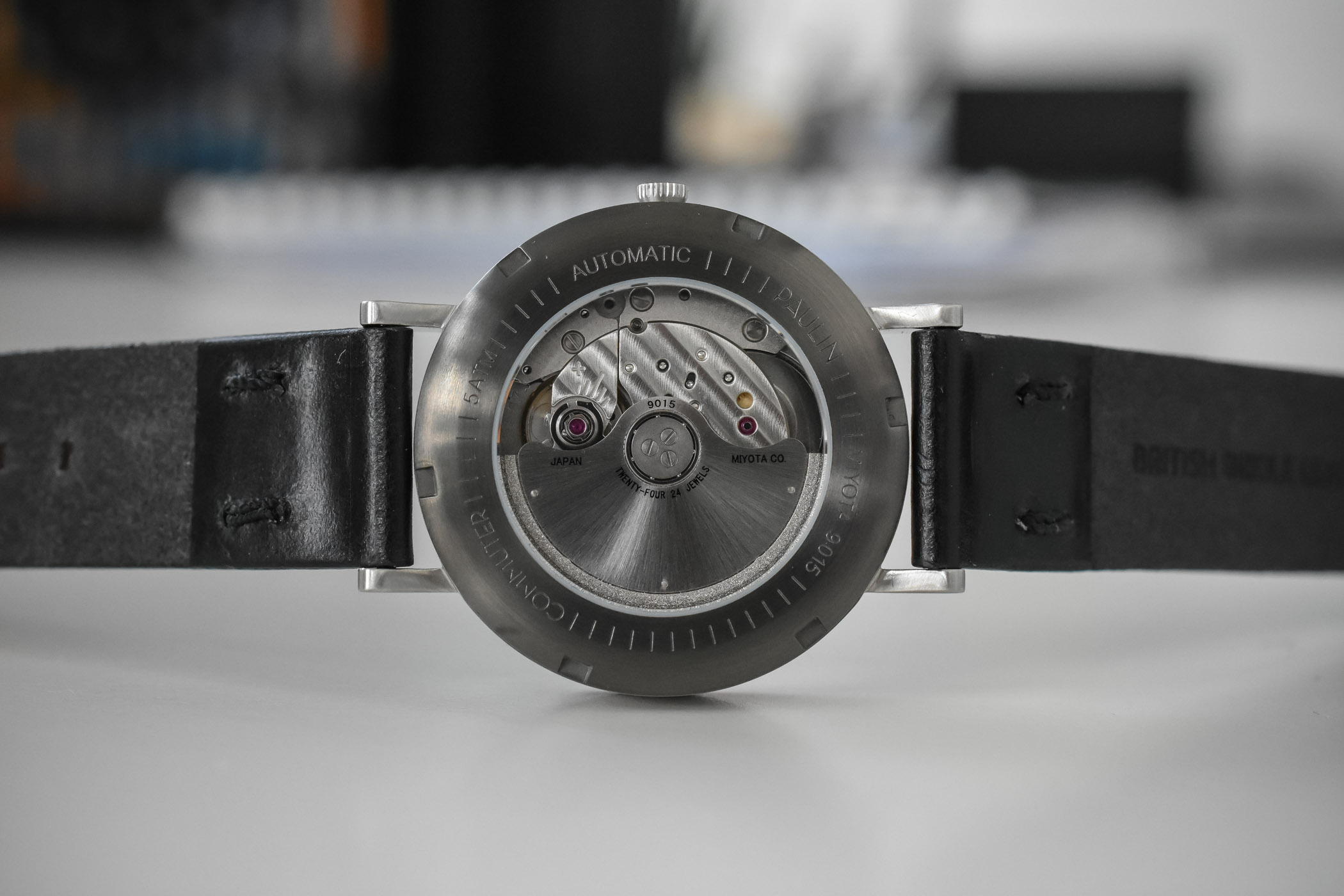 Paulin Watches Commuter Automatic - Value Proposition