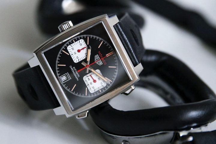 TAG Heuer Monaco Calibre 11 France Edition CAW211S.FC6375