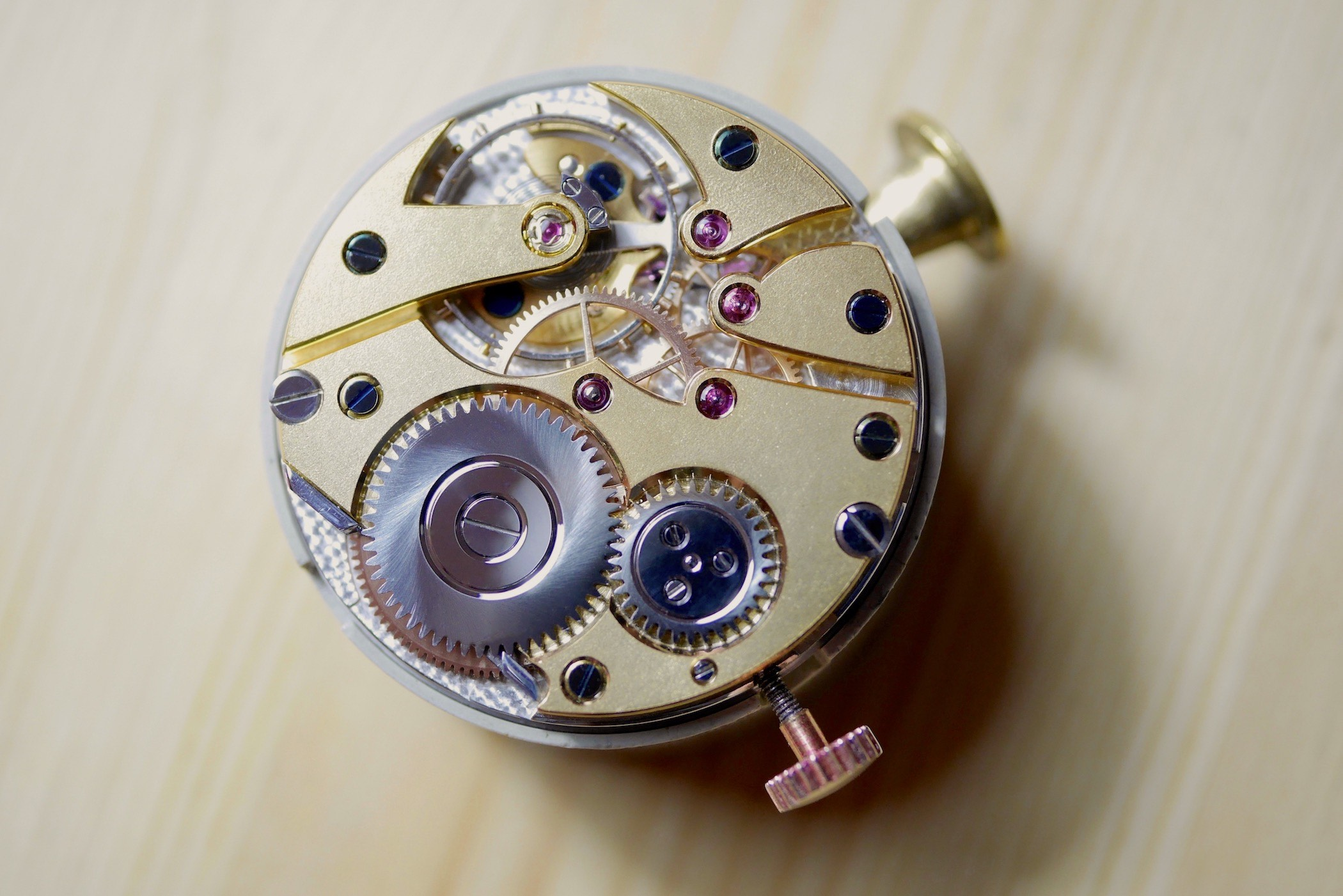 Atelier de Chronometrie AdC 5