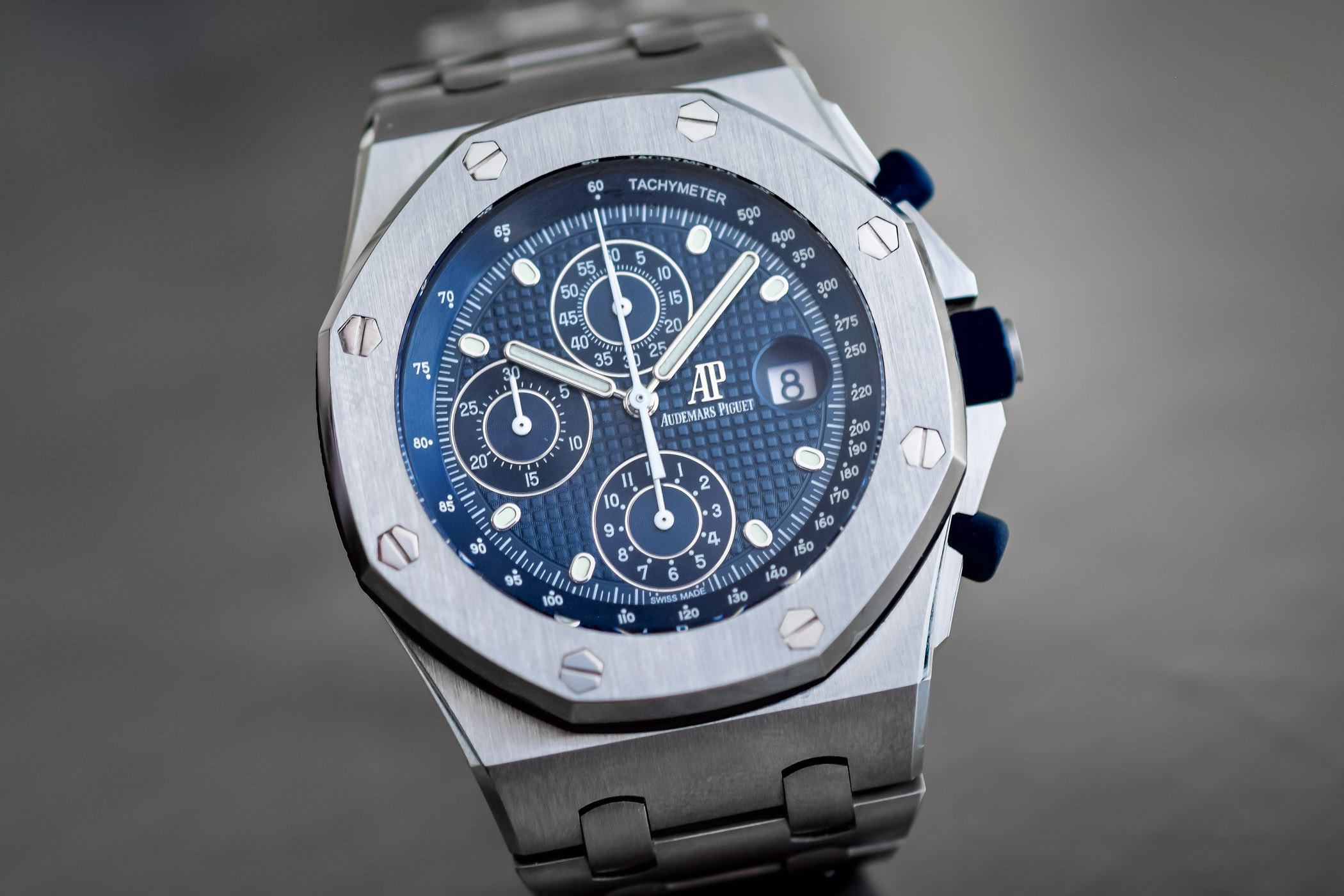 Audemars Piguet Royal Oak Offshore Chronograph Reedition 25th Anniversary 26237ST