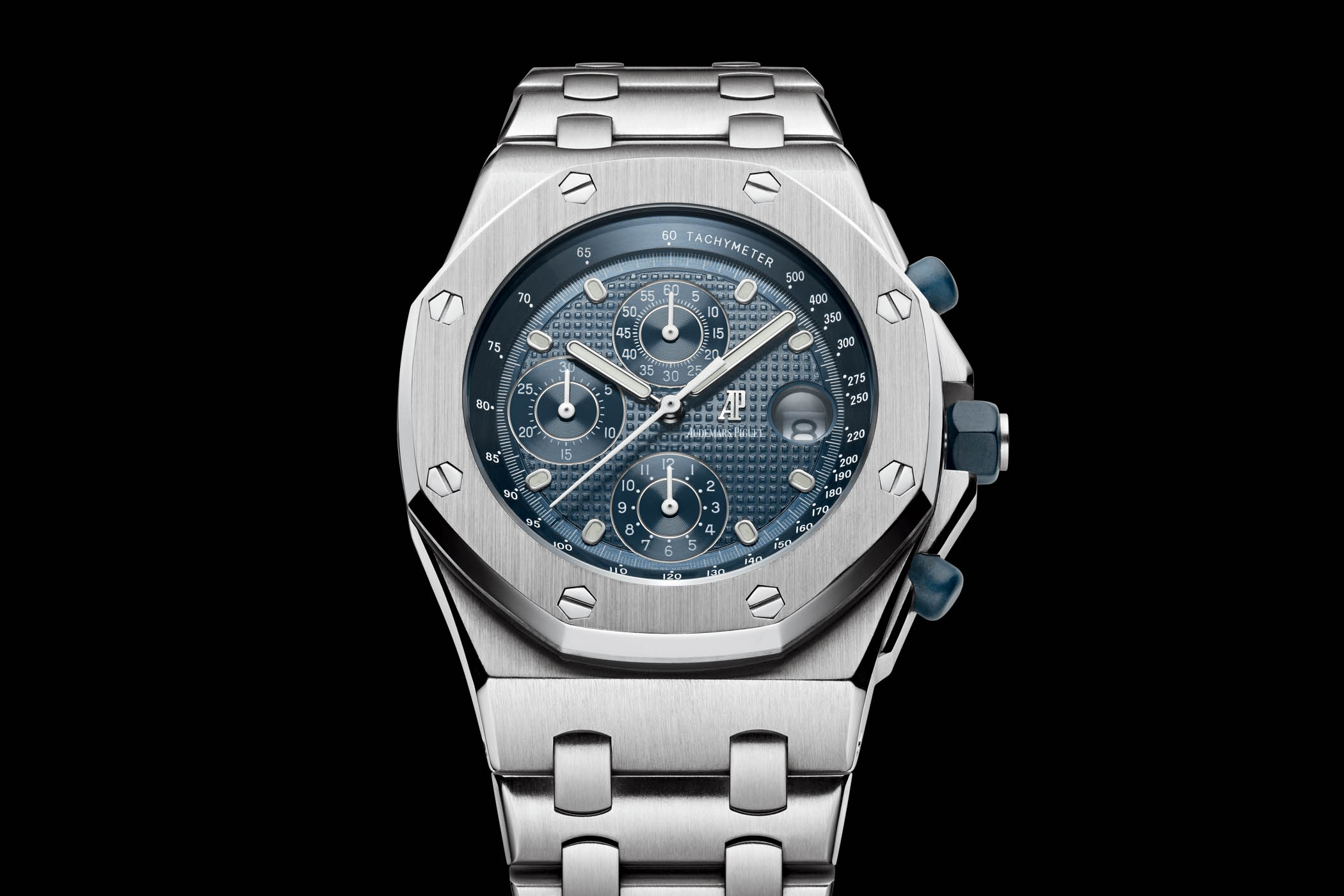 Audemars Piguet Royal Oak Offshore Chronograph ref. 25721ST first version 1993