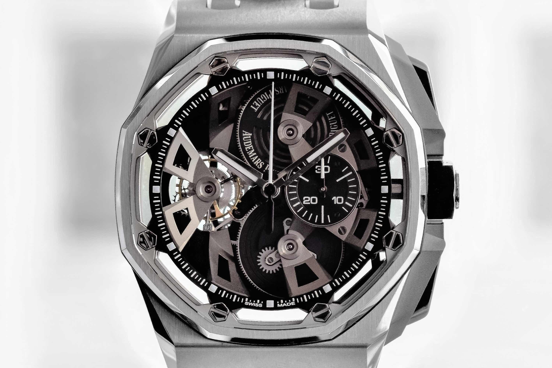 Audemars piguet royal oak offshore tourbillon chronograph for Audemars piguet costo