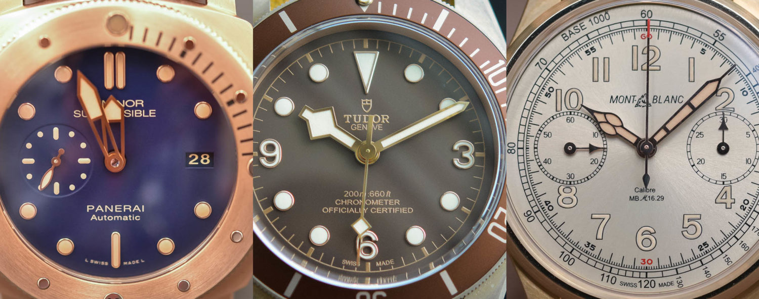 Buying Guide Bronze Watches