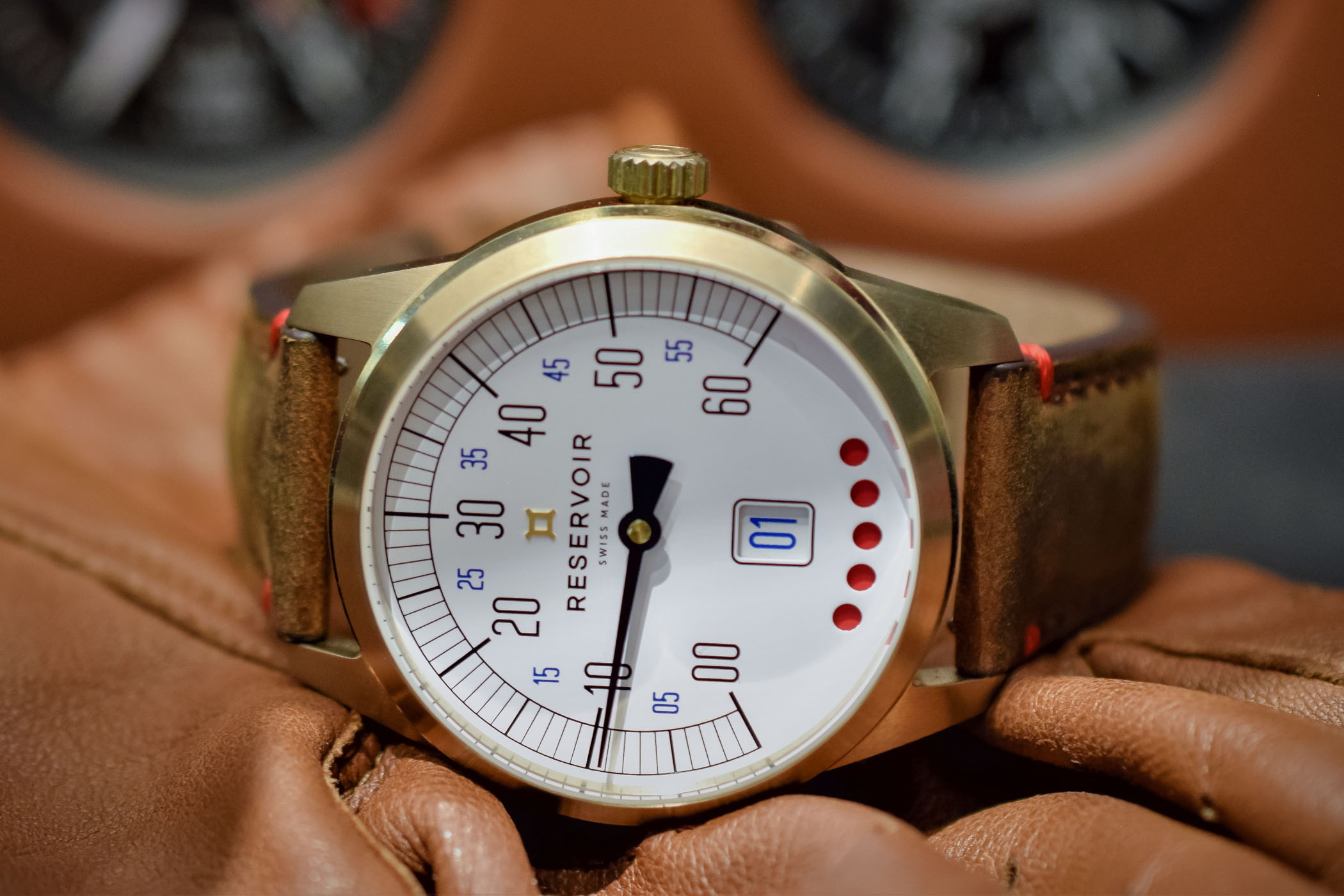 Buying Guide Bronze Watches - Reservoir Watches Tiefenmesser Bronze
