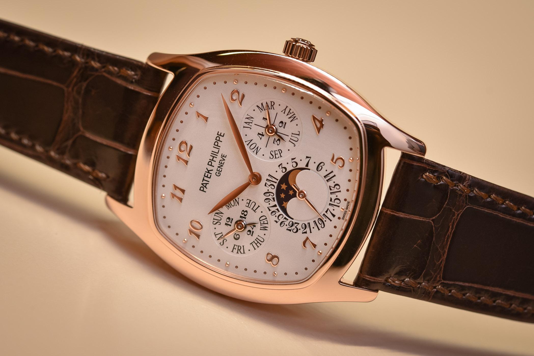 Buying Guide Cushion Watches - Patek Philippe Perpetual Calendar 5940R