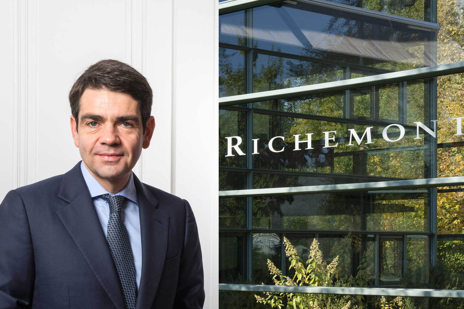 Jerome Lambert COO Richemont - half-year Results 2017