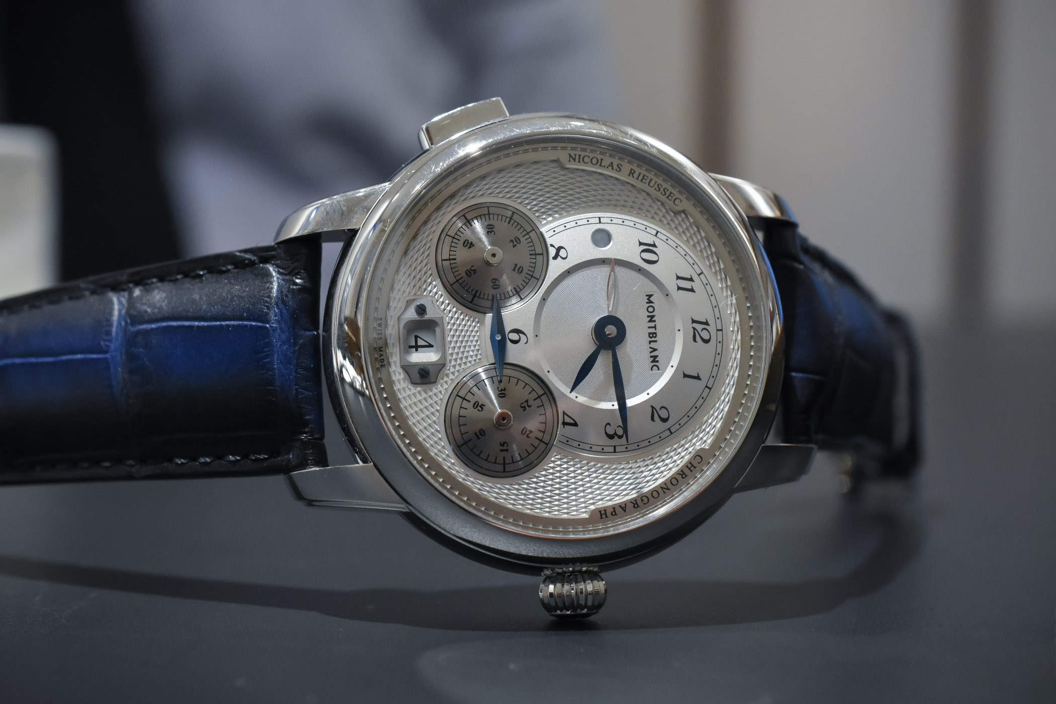 Montblanc Star Legacy Nicolas Rieussec Chronograph Pre-SIHH 2018