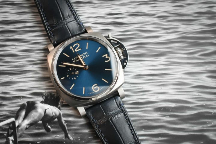 Panerai Luminor Due 3 Days Titanio 42mm PAM00728
