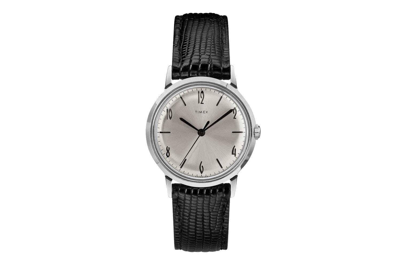 Timex Marlin Vintage - timex mechanical watch